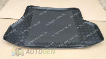 Rezaw-Plast Коврик в багажник Daewoo Gentra (2013->) (Rezaw-Plast антискользящий)