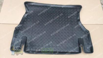 Коврик в багажник Daewoo Nexia SD (1995->) (Rezaw-Plast)