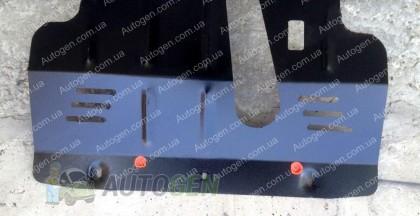 """Titanium Защита двигателя Nissan Micra 3 (K12) (2003-2010)     """"Titanium"""""""