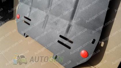 """Titanium DV Защита двигателя Opel Combo C   (2001-2011)     """"Titanium"""""""