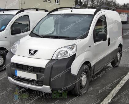 """Titanium DV Защита двигателя Peugeot Bipper  (2008->)     """"Titanium"""""""