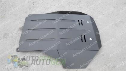 "Titanium DV Защита двигателя Seat Cordoba 1 (1993-2002) (без гидроусилителя) ""Titanium"""