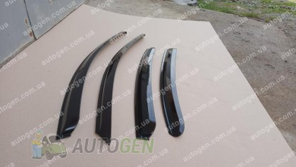 Auto clover Ветровики Hyundai Grandeur (2005-2011) KR