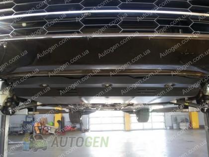 """Titanium DV Защита двигателя Volkswagen Jetta 5  (2005-2010)    """"Titanium"""""""