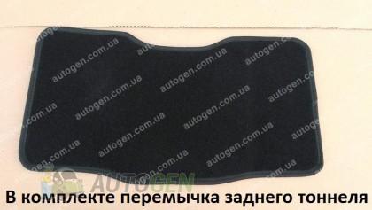 Vorsan Коврики салона SsangYong Rexton (2001-2006) (текстильные Черные) Vorsan