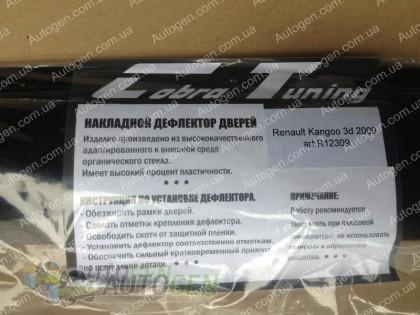 CT-VL Tuning Ветровики Mercedes Citan W415 (3 двери) (2012->) CT