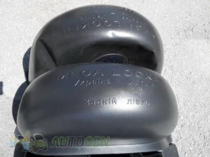 Mega-Locker Подкрылки Toyota Land Cruiser 90 (1996-2002) (4шт) (Mega-Locker)