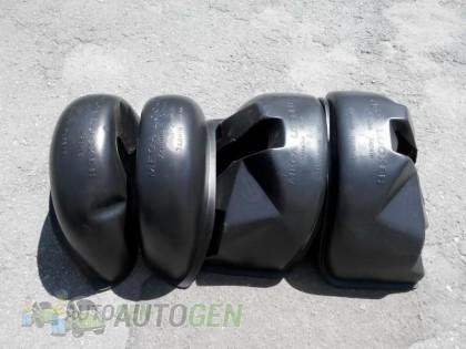 Mega-Locker Подкрылки Hyundai Getz (2002-2011) (4шт) (Mega-Locker)