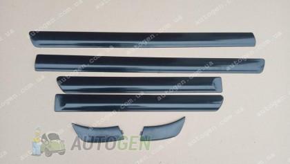 Молдинги кузова ВАЗ 2109, ВАЗ 21099, ВАЗ 2114, ВАЗ 2115 Узкие завод
