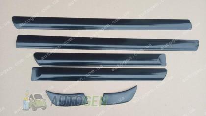 Автопластик Молдинги кузова ВАЗ 2109, ВАЗ 21099, ВАЗ 2114, ВАЗ 2115 Узкие завод