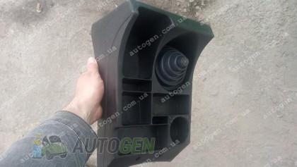 Автопластик Консоль мусорник ВАЗ 2101, ВАЗ 2102, ВАЗ 2103, ВАЗ 2104, ВАЗ 2105, ВАЗ 2106, ВАЗ 2107 простой с пыльником GT RS