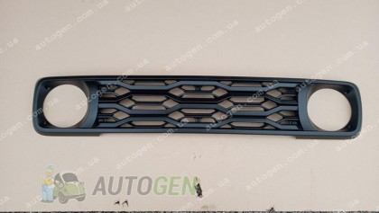 Решетка радиатора ВАЗ Нива 2121, 21213 Raptor оригинал черная