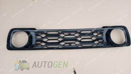 Автопластик Решетка радиатора ВАЗ Нива 2121, 21213 Raptor оригинал черная