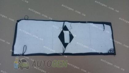 F-Style Утеплитель решетки радиатора ВАЗ 2103, ВАЗ 2106 (Люкс) мягкий черный