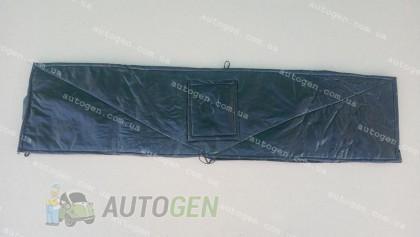 F-Style Утеплитель решетки радиатора ВАЗ 2101, ВАЗ 2102, ВАЗ Нива 2121, 21213 тайга мягкий черный