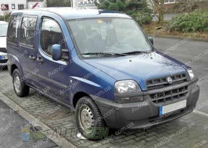Подкрылки Fiat Doblo (2000-2010) PL