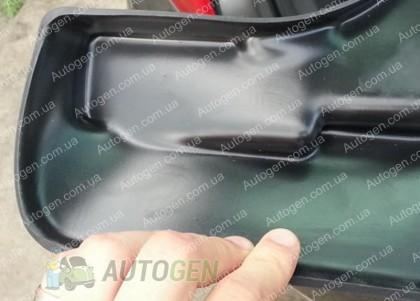 Lada Locker Брызговики модельные Suzuki SX4 (2006-2013) (с расширителем арок) (задние 2шт.) (Lada-Locker)