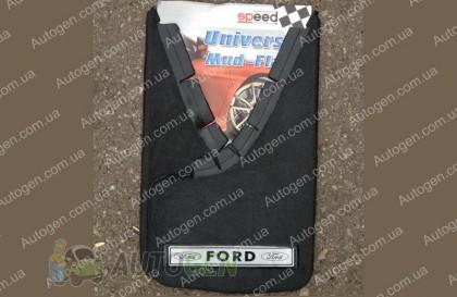 брызговики универсальные с надписью Ford