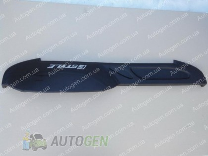 Накладка на панель ВАЗ 2105, ВАЗ 2104 черная