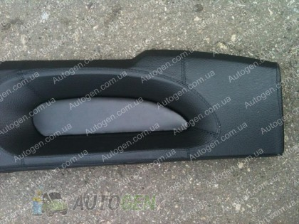 F-Style Накладка на панель ВАЗ 2108, ВАЗ 2109 низкая панель черная