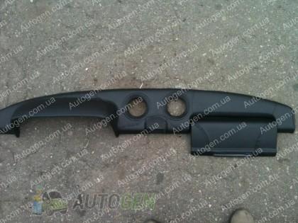Накладка на панель ВАЗ Нива 2121 черная