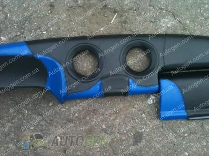 F-Style Накладка на панель ВАЗ Нива 2121 синяя