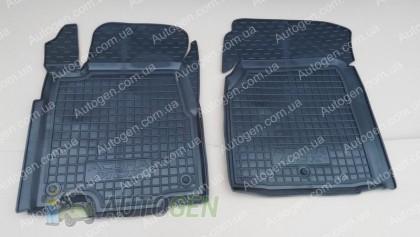 Avto-gumm (к-т) Коврики салона Acura MDX 2 (2006-2013) (5шт) (Avto-Gumm)