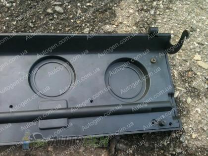 Автопластик Крышка вещевого ящика (бардачка) ВАЗ 2108, ВАЗ 2109, ВАЗ 21099 Высокая в сборе завод