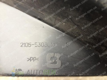 Автопластик Корпус вещевого ящика ВАЗ 2104, ВАЗ 2105 завод