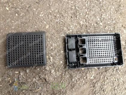 Автопластик Сетка динамика торпеды ВАЗ 2108, ВАЗ 2109, ВАЗ 21099 (2шт)